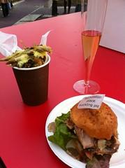 Launceston Place food