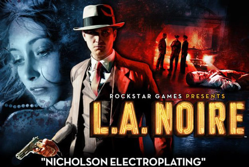 LA Noire Nicholson Electroplating Walkthrough