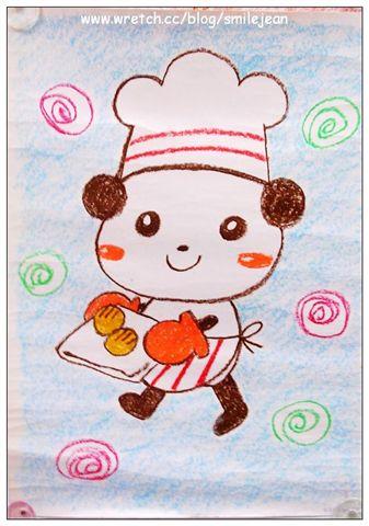 巧克力熊9