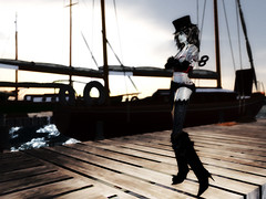 SL Blogmeet - Nautical and Wind-up