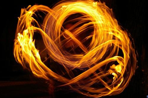 Renee's Fan Fire Trails