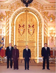 Ambassador of Sri Lanka to Russian Federation Mr. Udayanga Weeratunga after  the Presentation of the Credentials to Russian President Vladimir Putin (South Asian Foreign Relations) Tags: mr president sri lanka after presentation ambassador russian federation putin vladimir credentials weeratunga udayanga