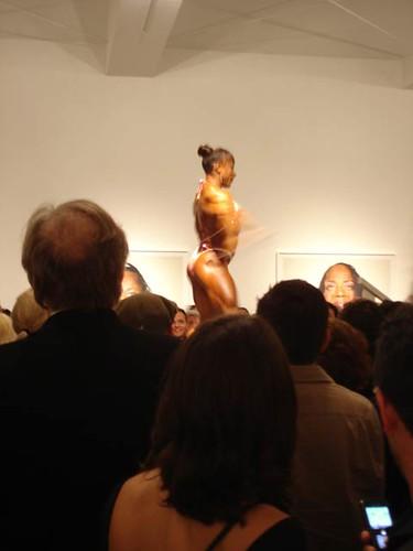 Female Bodybuilders @ Ace Gallery