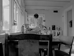 Kitchen. Morning.