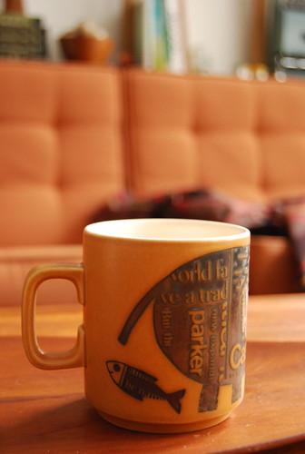 hornsea mug bearing