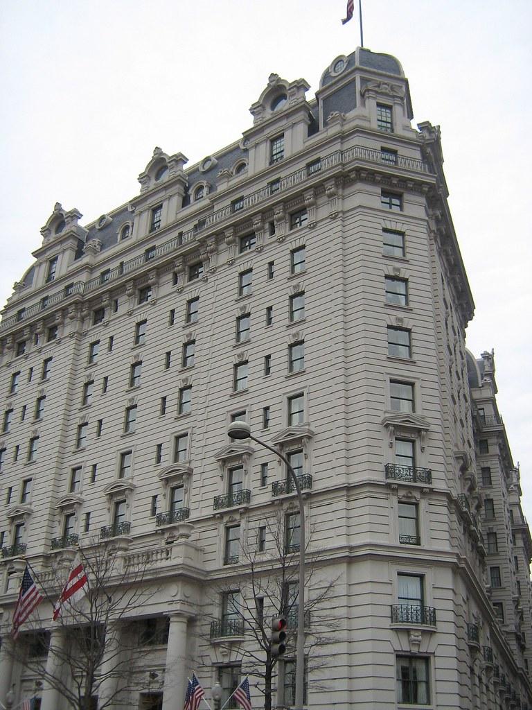 The Willard Hotel - Washington D.C.