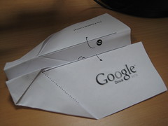 Google Docs Paper Airplane