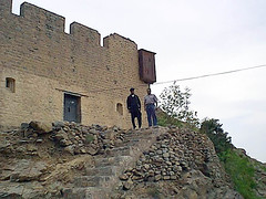 Post along Khyber Pass Landi Kotal (Prime50 / Dr Irfan) Tags: pakistan mountains nature beauty northwest fort railway tunnel route memory peshawar british cave wilderness fortress nwfp babar frontier khyber pathan lewies masud sarhad khyberpass taimur afridi landikotal alaxander khaiberrifles britishhistort