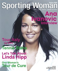 Sporting Woman Spring 08 Cover