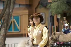 Job Satsifaction (parhessiastes) Tags: park costumes friends tourism fun zoo daughter korea entertainment korean seoul wife rides amusment everland