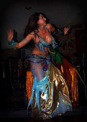 Turkish belly dancer performs in Istanbul (Peace Correspondent) Tags: blue azul turkey d50 geotagged dance veil trkiye turkiye performance culture bellydancer dancer istanbul nightclub belly entertainment entertainer performer folkdance trk turchia muslimculture turkic blueveil turkei fv20 middleeasterndance orientaldance turki raqssharqi karsilama views10000 bedlah turkquia raqsbaladi danceoftheorient geo:lat=41034953 geo:lon=28987513