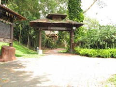 timber-gate (rhmn) Tags: pictures wood gardening outdoor landscaping timber rustic malaysia signage gateway tropical danial plans ideas squidoo ieman
