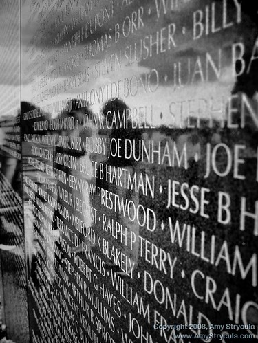 Vietnam Veterans Moving Wall Memorial