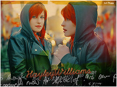 Blend: Hayley Williams -- Paramore (.thais) Tags: blend paramore fueledbyramen decaydance hayleywilliams fueledbyramendecaydance