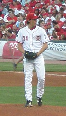 Homer Bailey before he got rocked.