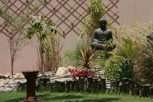The Buddha patch