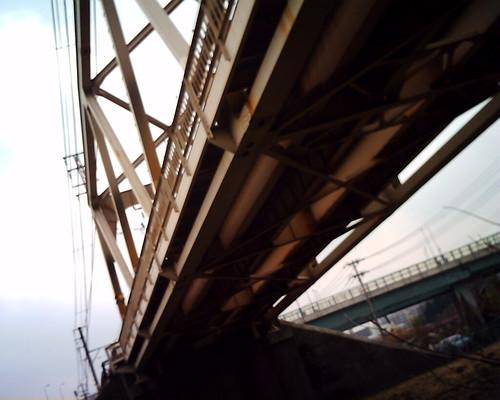 【写真】VQ1005で撮影した橋