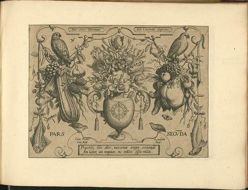 Archetypa studiaque patris - Joris Hoefnagel (1592) m