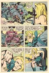kamandi 13 (drmvm5) Tags: comics comicbooks jackkirby thefuture dystopia kamandi