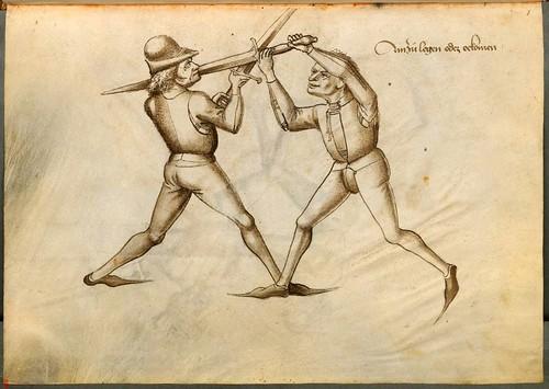01-ejercicios de esgrima con la espada larga, 5v