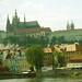 Blick auf den Hradschin, Prag, CZ