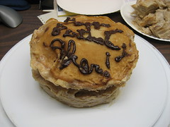 Repaired Crepe Cake (seitansaiddance) Tags: cake dessert vegan pastry veganomicon vctotw