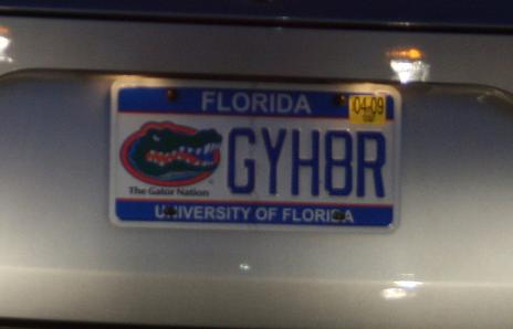 Adventures in Traffic - GYH8R - closeup