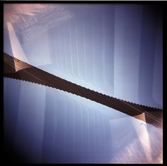 Symmetry I (...le...) Tags: abstract color colour 120 6x6 film iceland holga kodak symmetry scan negative symmetric epson medium format reykjavk portra sland flatbed 160nc v700 silverfast