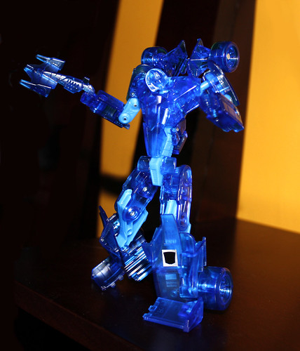 Botcon Mirage has grown on me.