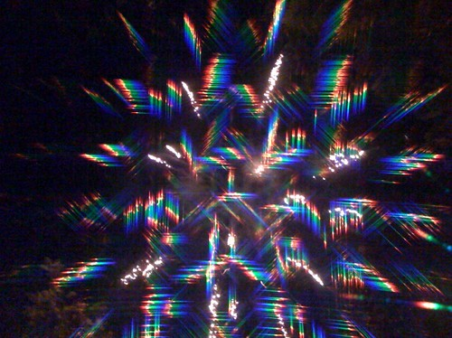 Life: More Santa Monica Fireworks