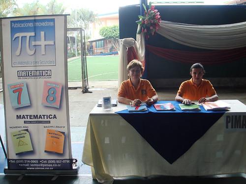 Stand- 6. Festival Internacional de Matemática