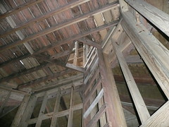 Up to the cupola (tmac02892) Tags: old house louisiana neworleans plantation lebeau