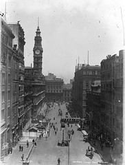 Moore Street (now Martin Place), Sydney