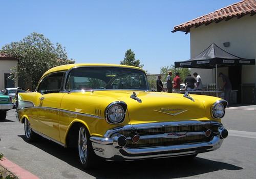 Chevrolet BelAir - 1957.