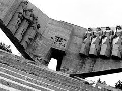 The Varna liberation monument