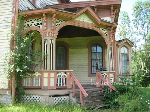 Victorian House Porch