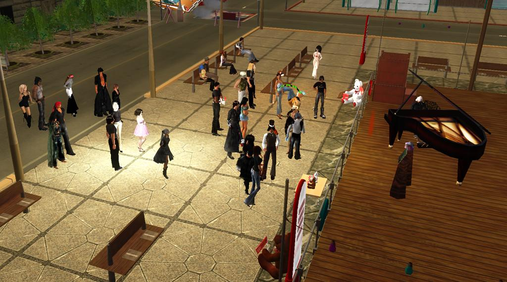 SL'ang Life bye-bye party