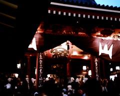 【写真】VQ1005で撮影した浅草寺本堂