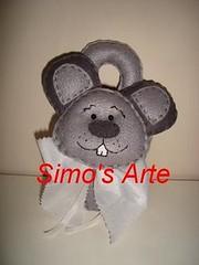 Ratinho de maaneta (Simo's Arte) Tags: maaneta