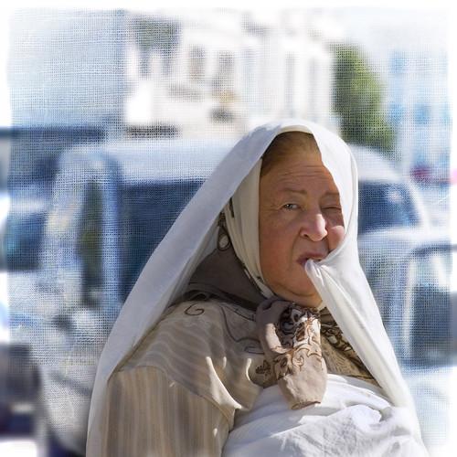 Tunisian Woman