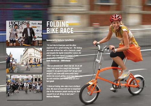 Smithfield Nocturne Folding Bike Race Bigfish Bike Foldables
