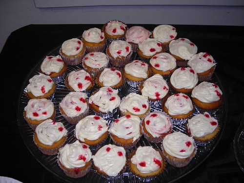 Bleeding Cupcakes at the Aiken County Public Library by abbelibrary.