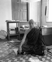 Myanmar - Burma - the meditating old monk (alexgauffier) Tags: old monk meditating myanmar meditation vieux birmanie moine mditation mditer birmania