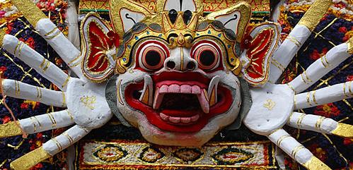 Barong (in Bali)