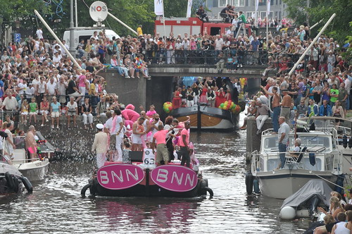 Gay Pride Amsterdam 2008 by FaceMePLS