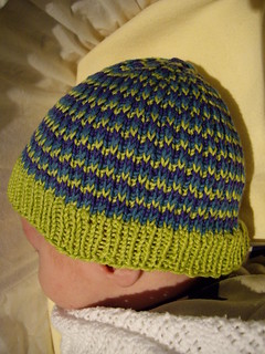 Slip Stitch Knit Hat Pattern : Ravelry: Newborn slip stitch hat pattern by Polly McEldowney