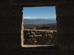 Window to Cachi, Salta Province (mikemellinger) Tags: mountains window nature argentina scenery andes excursion daytrip salta snowcappedmountains nevadodecachi