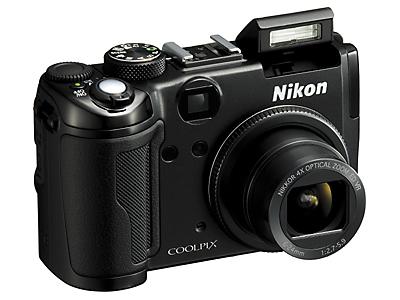 Nikon P6000 - by gadgetdude