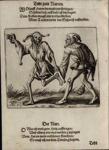 Totentanz - Matthäus Merian
