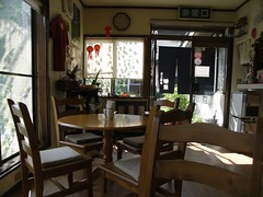 カフェ「たこ焼き御殿」1